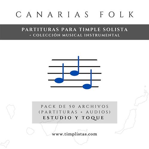 PACK 'CANARIAS FOLK'