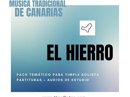 PACK 'EL HIERRO'