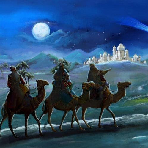 Ya vienen Los Reyes Magos (villancico)