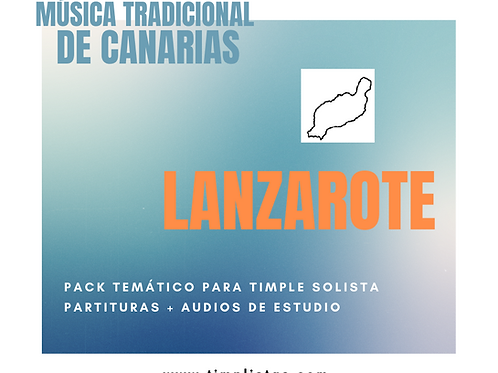 PACK 'LANZAROTE'
