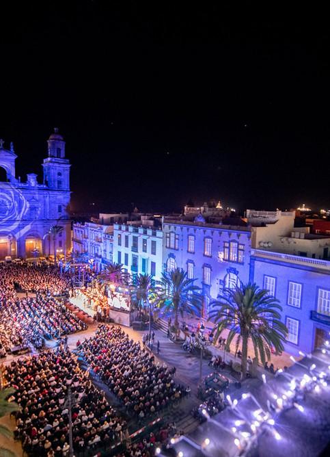 XXXII Concierto de Navidad en Las Palmas de Gran Canaria