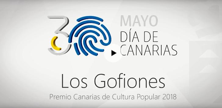 Premio Canarias de Cultura Popular 2018