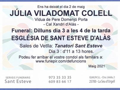 Júlia Viladomat Colell