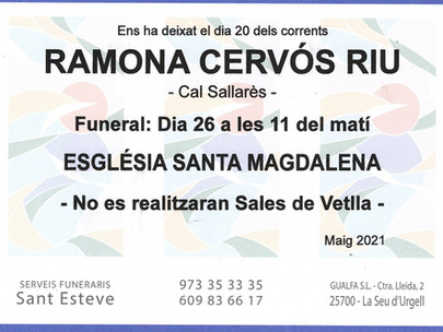 Ramona Cervós Riu