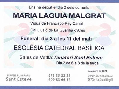 Maria Laguia Malgrat