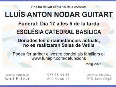 Lluís Anton Nodar Guitart
