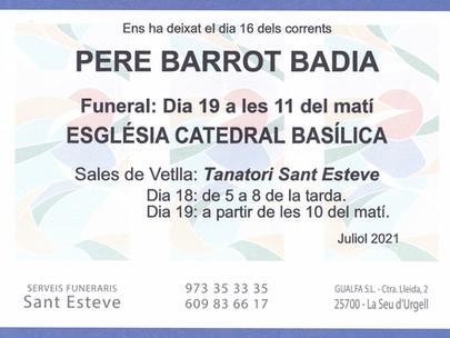 Pere Barrot Badia