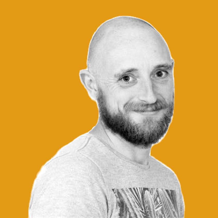 v o o r b i j    INTERMEZZEAU   Taal voor verhaal   Kristof Rigo, opener van de wondere wereld der tattoos