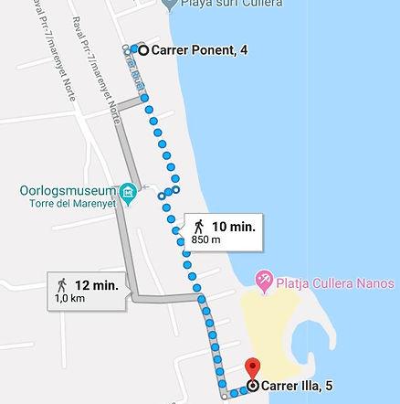 afstand 2 huizen op google.JPG