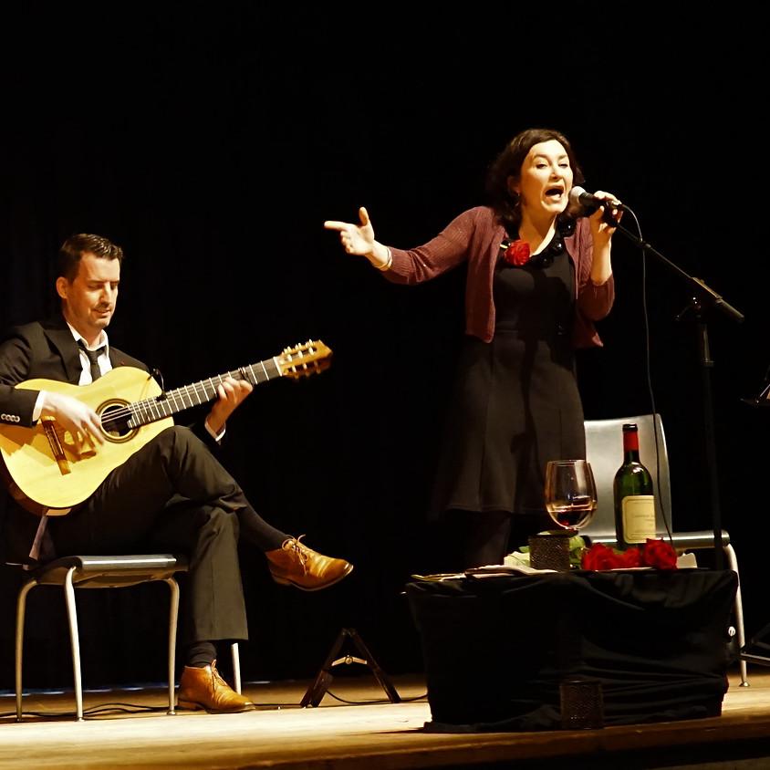 v o o r b i j  | APEREAU | Cante y Guitarra