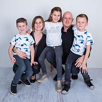 Gezinsshoot Tina, Heino & Kids