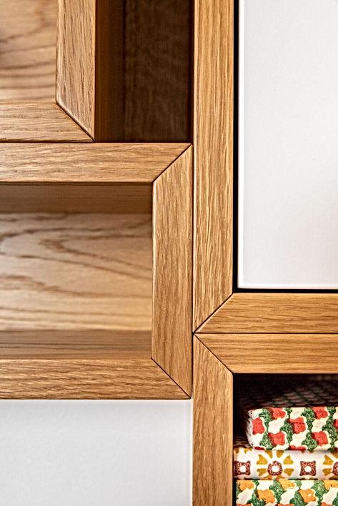 Meuble sur mesure Amenagement EntreeFlorence Ancillon architecte interieur paris