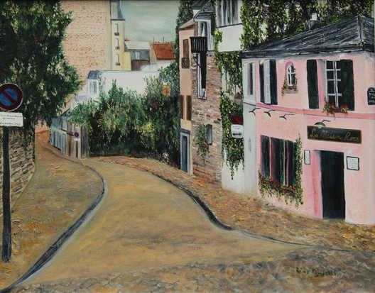 La maison rose, Paris : 350$