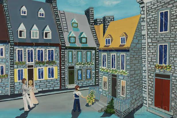 Place Royale Québec : 600$