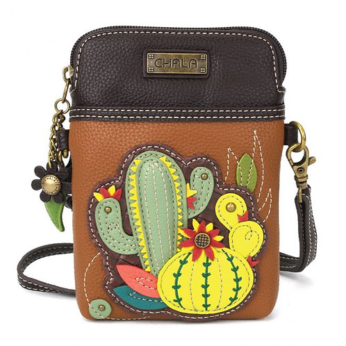 Cactus - Cell Phone Xbody Brown
