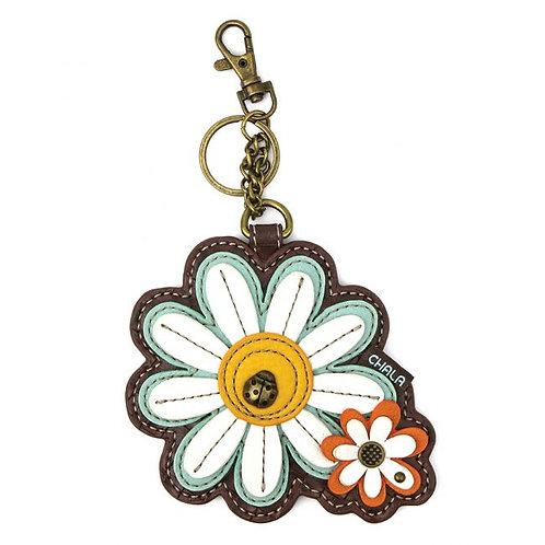 Daisy - Key Fob/Coin Purse