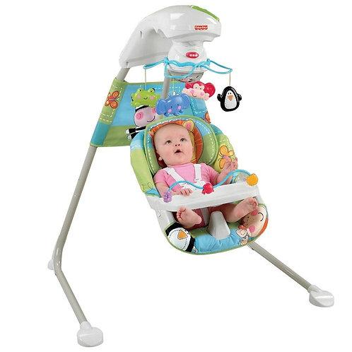 Cadeira Basculante Zoo - Fisher Price
