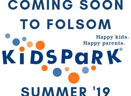 KidsPark Comes to Folsom Summer 2019