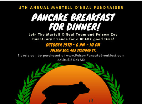 5th Annual  Breakfast for Dinner Fundraiser!
