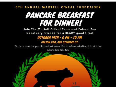 5th Annual  Breakfast for Dinner Fundraiser!