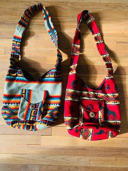 Shoulder adjustable bag