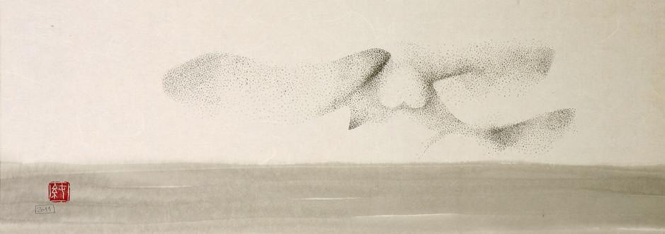 2011, 27 x 76 cm collection privée
