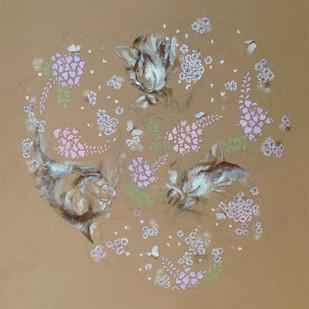 Rêve de chat I printemps