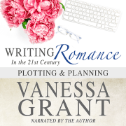 Audiobook Version released –  Writing Romance in the 21st Century: Plotting and Planning
