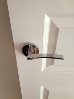 new door handle and door