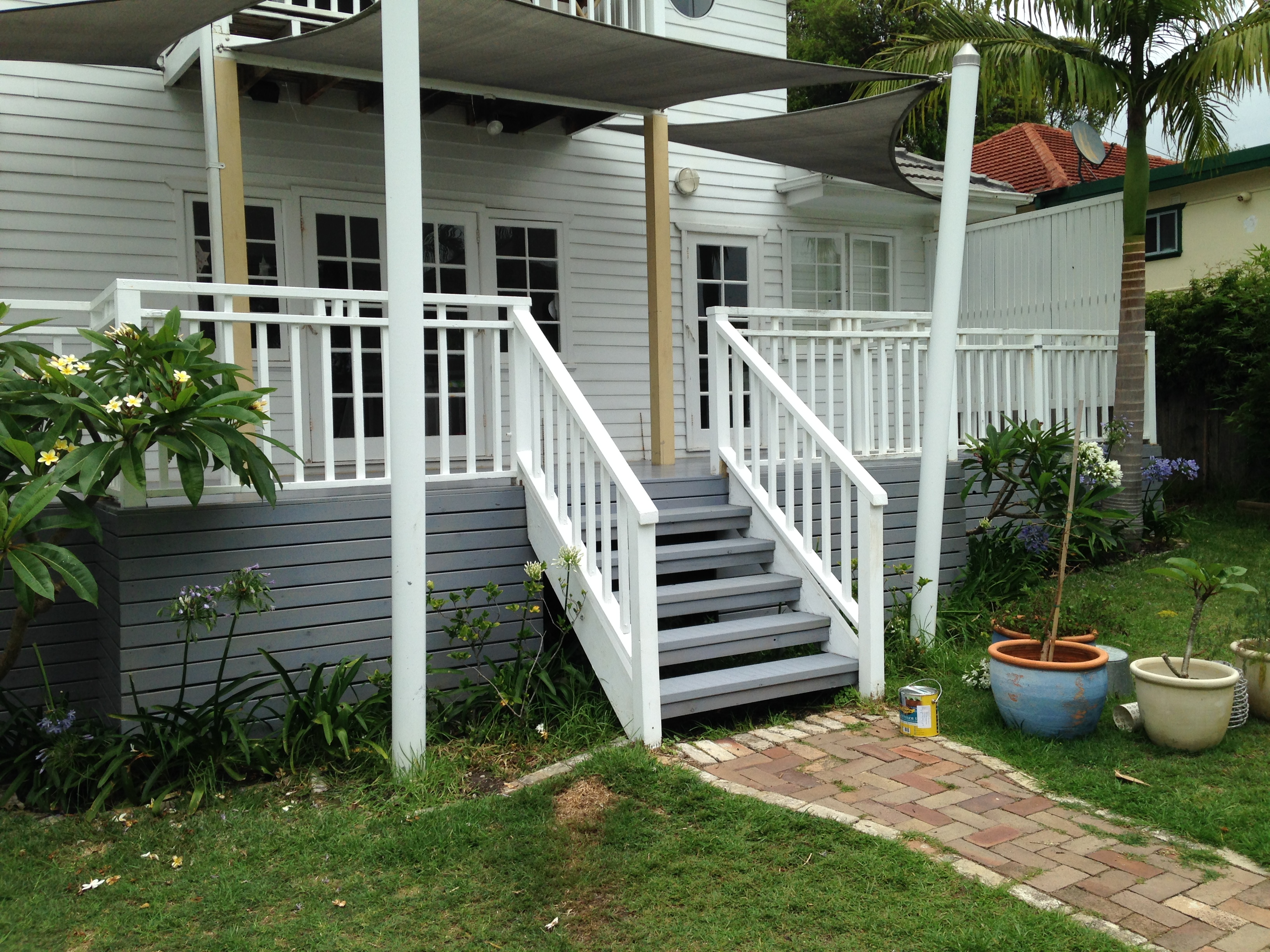 replacement decking