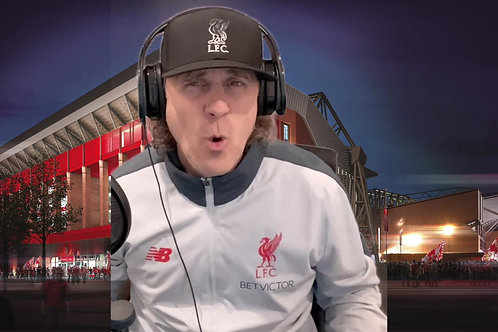 You'll Never Walk Alone - The Iconic LiverpoolFC Anthem
