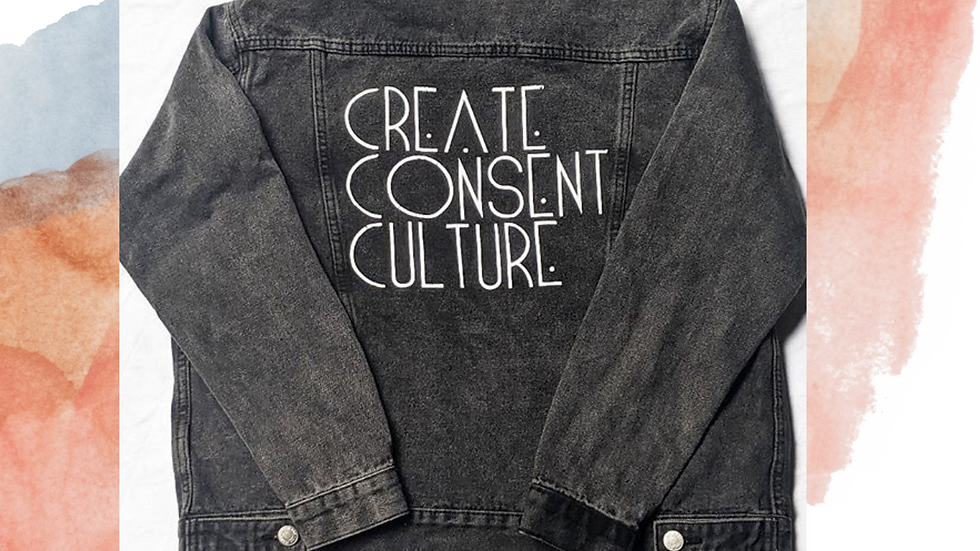 Exclusive CCC Jean Jacket (AS IS)