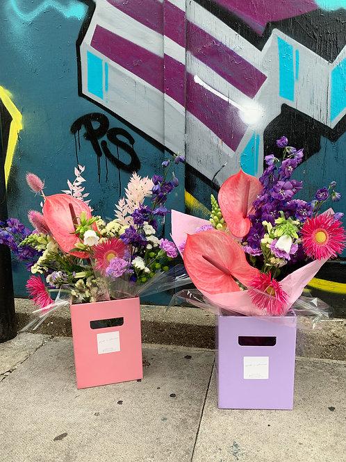 florist's choice - medium greta bunch