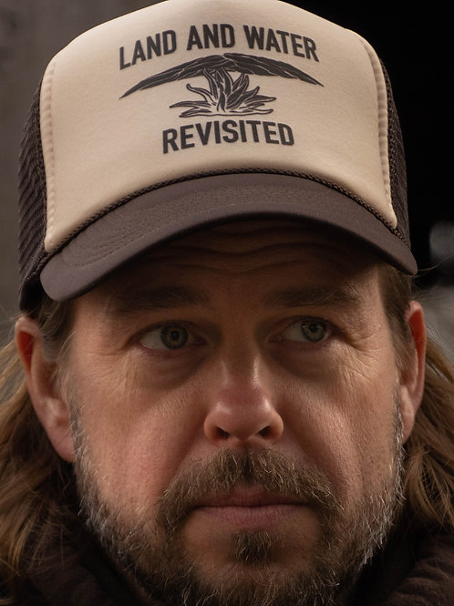 Trucker Hat (English)