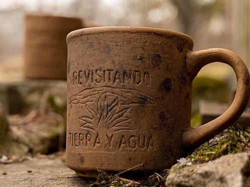 Handmade Pulque Taza/Mug (Spanish)