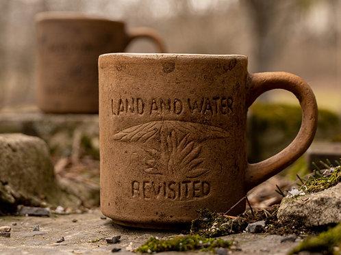Handmade Pulque Taza/Mug (English)