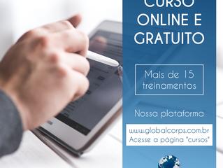 Curso online e gratuito