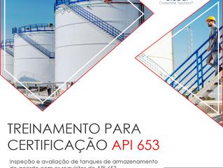 Treinamento para Certificação API 653