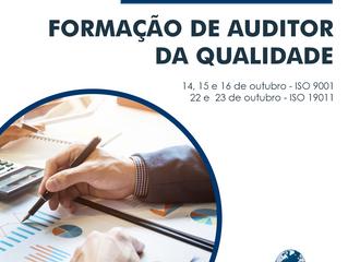 Formação de Auditor da Qualidade