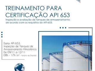 Treinamento API 653