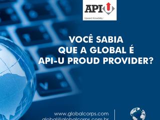 A Global é API-U Proud Provider