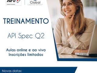 Treinamento API Spec Q2