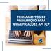 Treinamentos API
