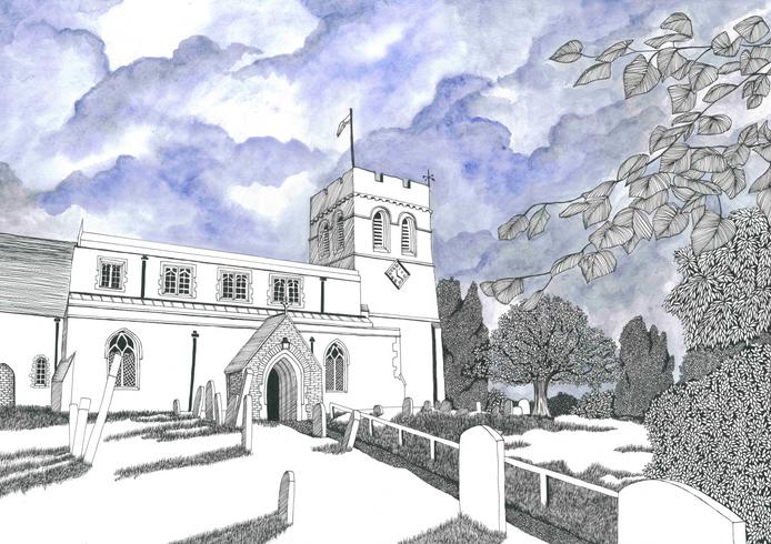 Cumnor church