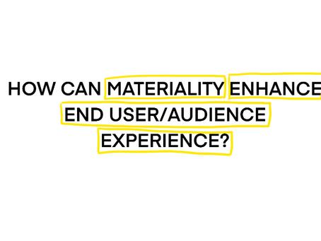 QofR: Presentation slides