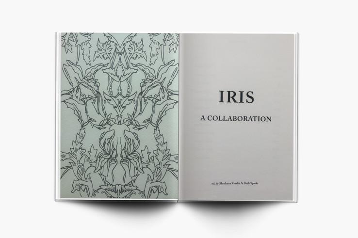 IRIS I: Inside cover
