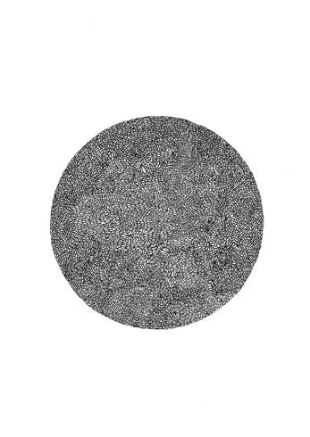 Title page illustration: moon