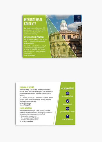 International student information