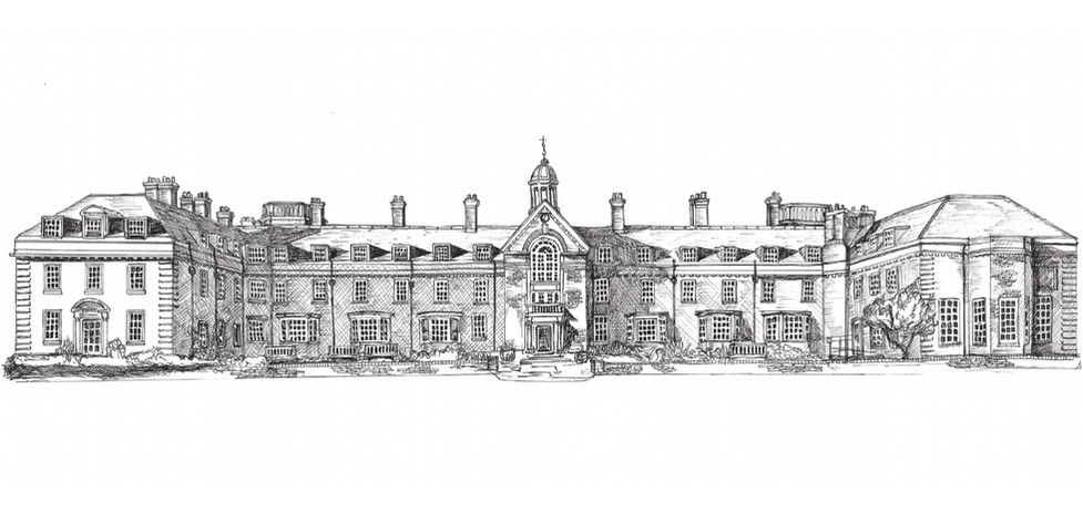 Main Building, St Hugh's College