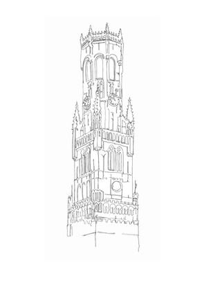 The Belfry of Bruges